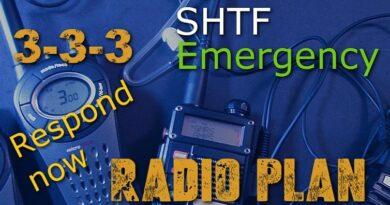 Rádio comunicações para Preppers